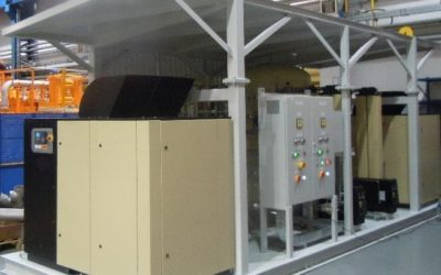 N2 generator  – from Gdynia to Bangladesh