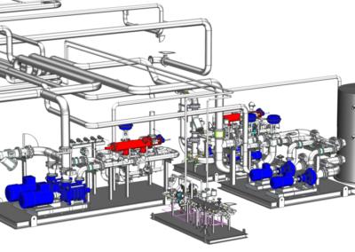 HPE8- INSTALACJA SPREZARKI CO2