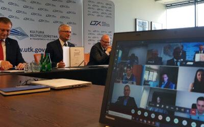 HPE8 – Safety Culture Declaration signatory